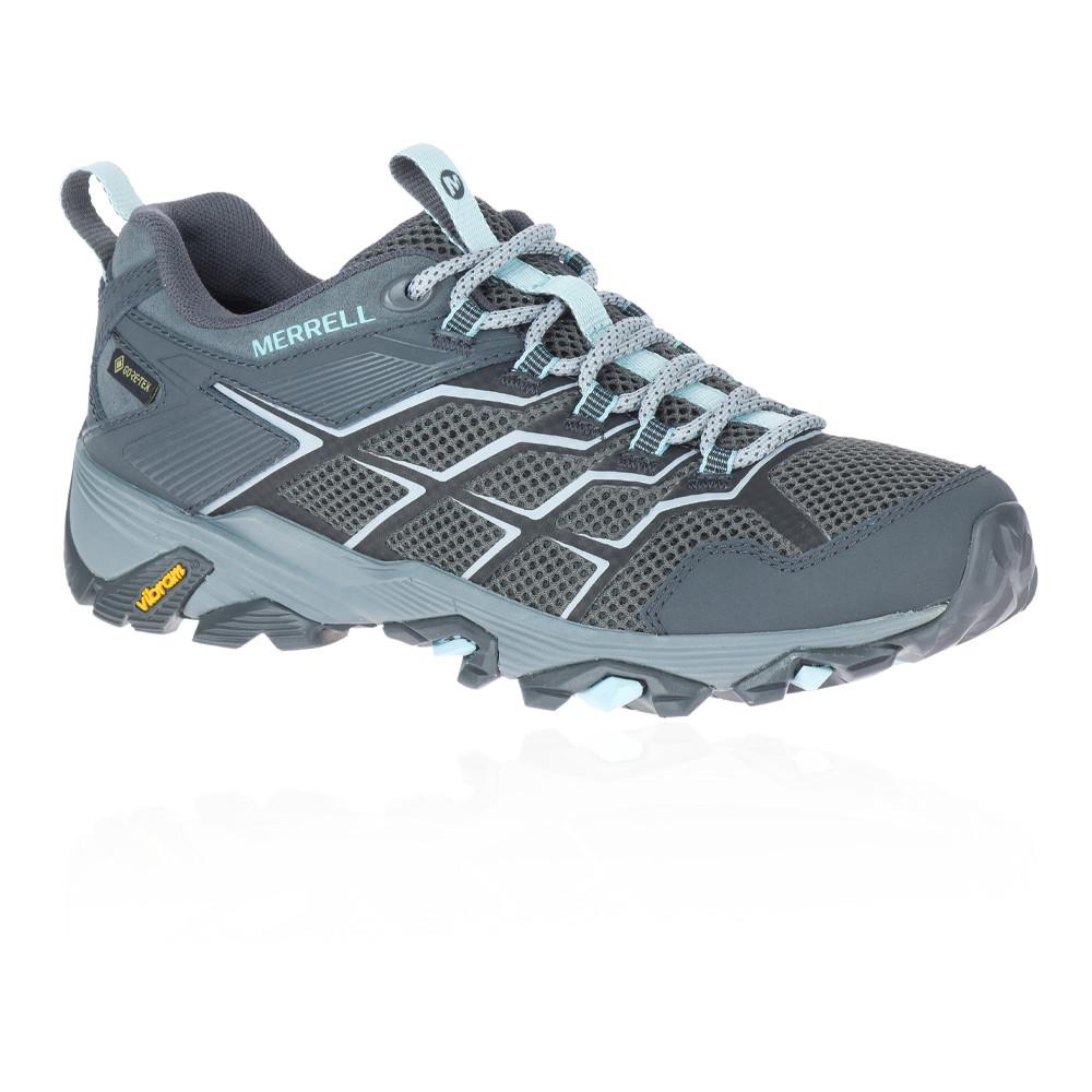 Merrell Moab FST 2 GORE-TEX femmes chaussures de marche - SS21