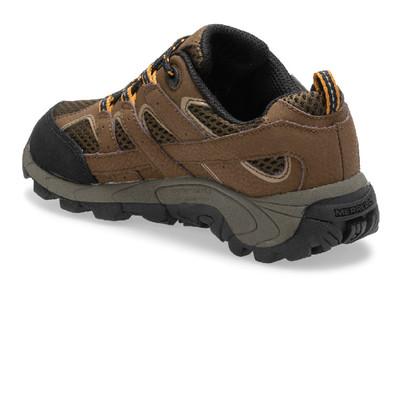 Merrell Moab 2 Low Lace Waterproof Junior Walking Shoes - SS21