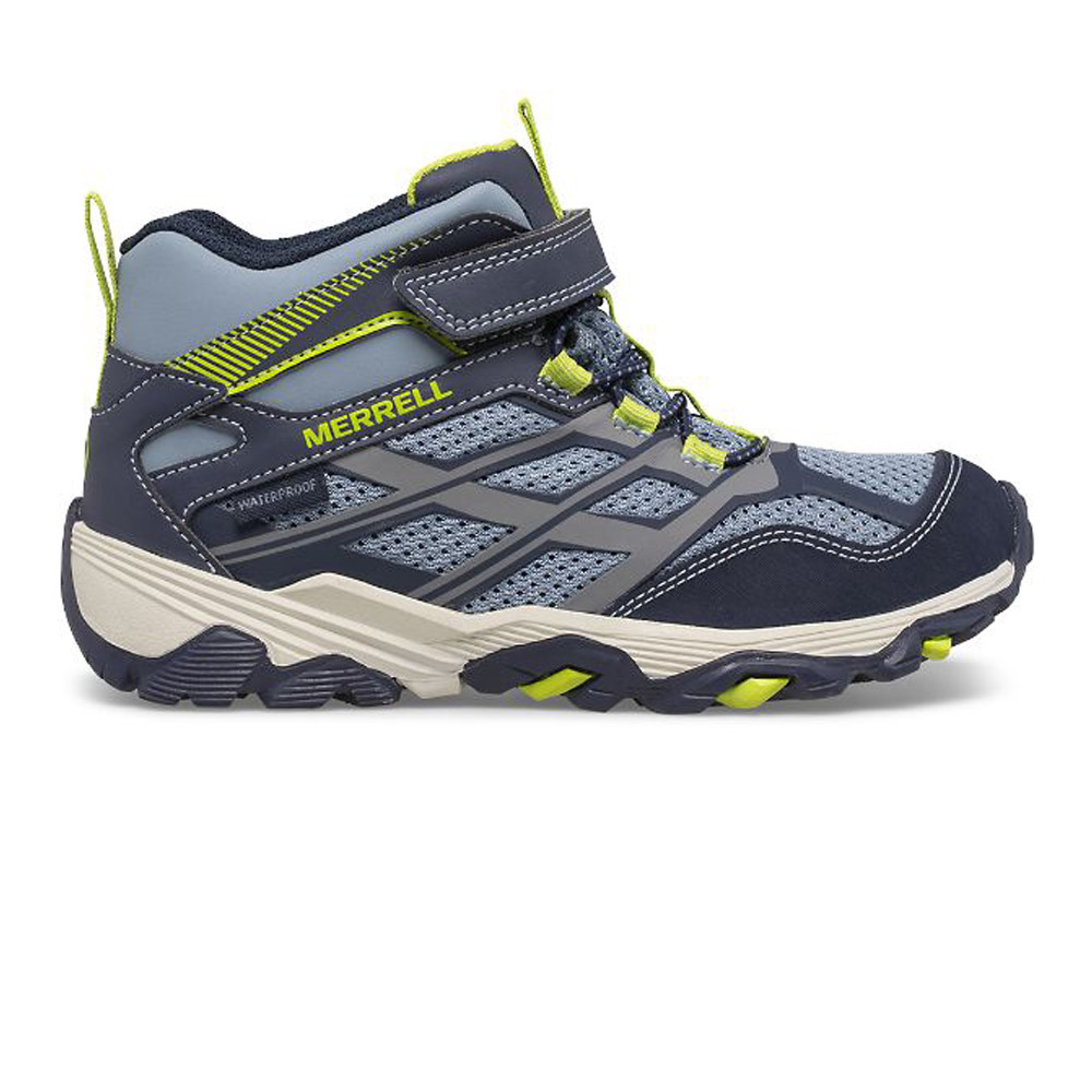 Merrell MOAB FST A/C Waterproof Junior Walking Boots - SS21