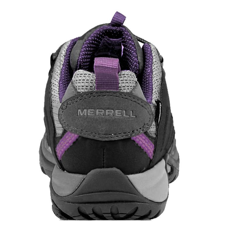 Détails sur Merrell Siren Sport Gore Tex Chaussures De Marche Basket Imperméable Gris Femmes