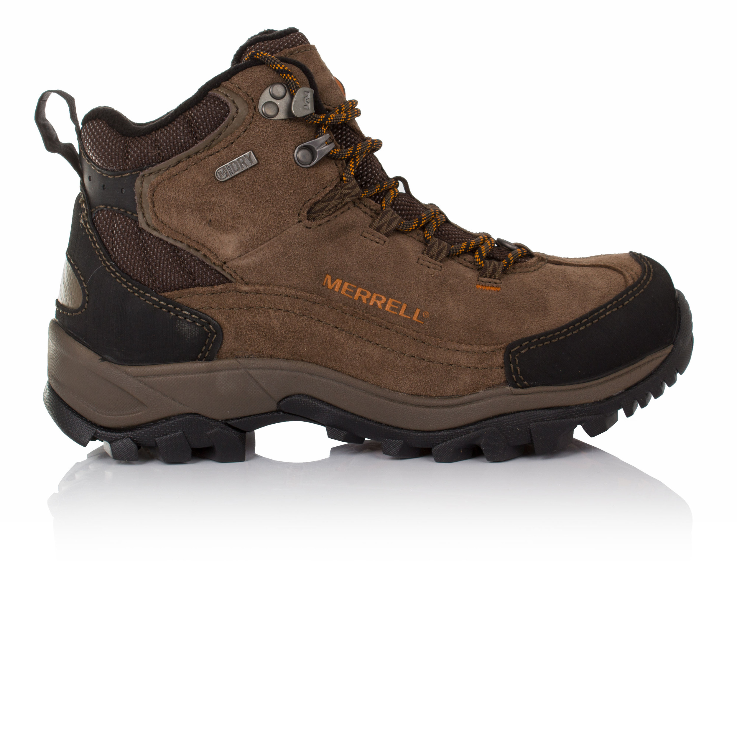 how to clean merrell waterproof shoes