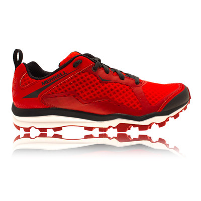 MERRELL ALL OUT CRUSH LIGHT TRAIL RUNNING SHOES - AW16