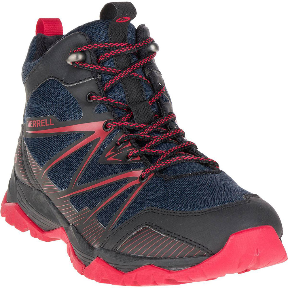 High Rise Hiking Shoes