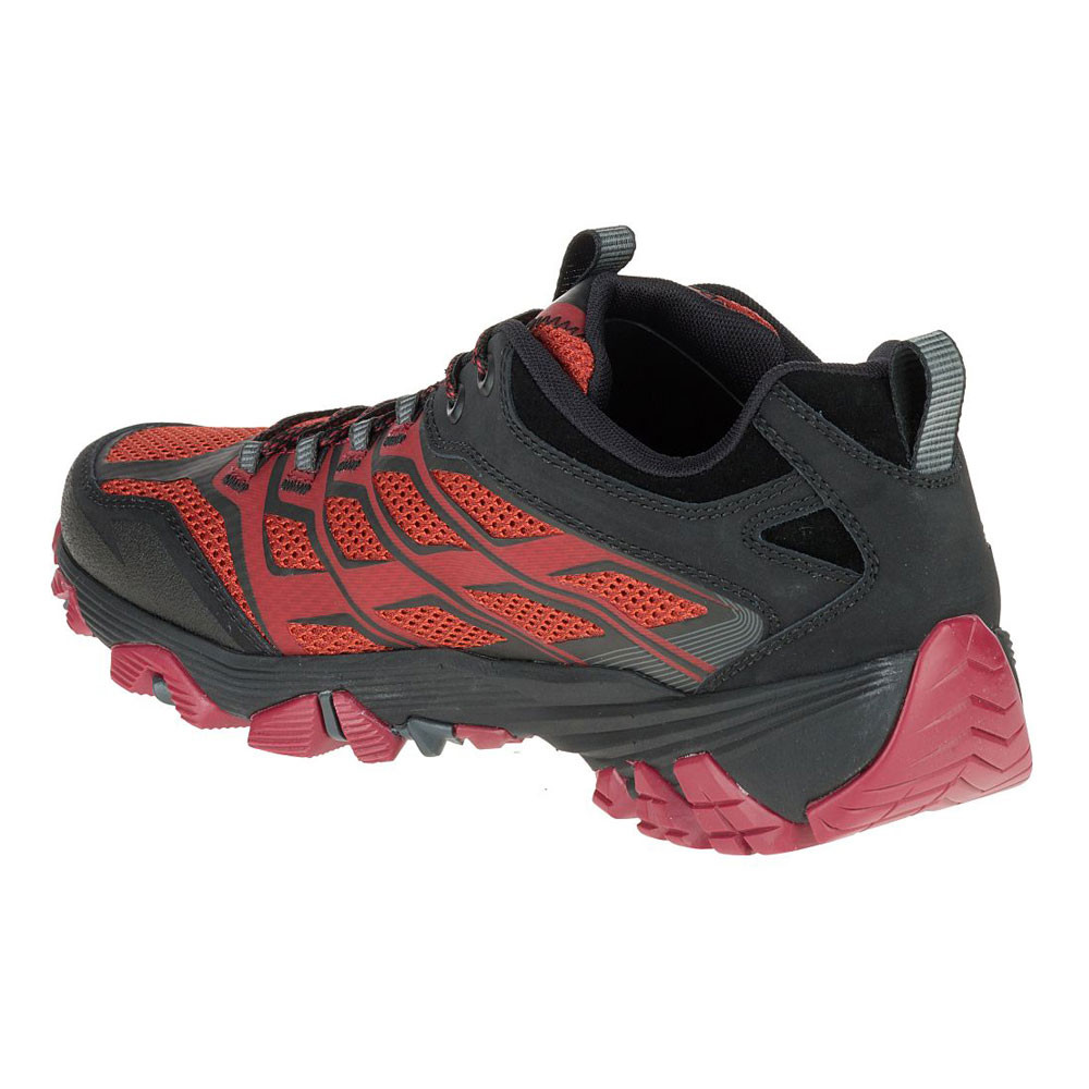 Merrell-Moab-FST-Mens-Red-Black-Waterproof-Outdoors-