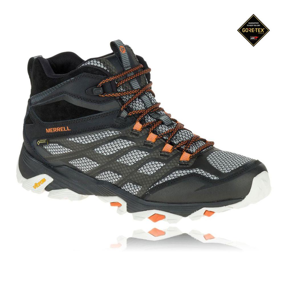Merrell Moab FST Mid Gore-Tex scarpe da passeggio - AW17