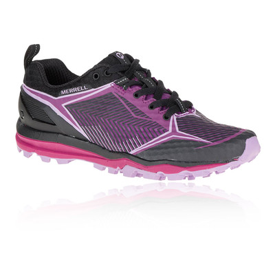 MERRELL ALL OUT CRUSH SHIELD WOMEN'S RUNNING SHOES - AW16