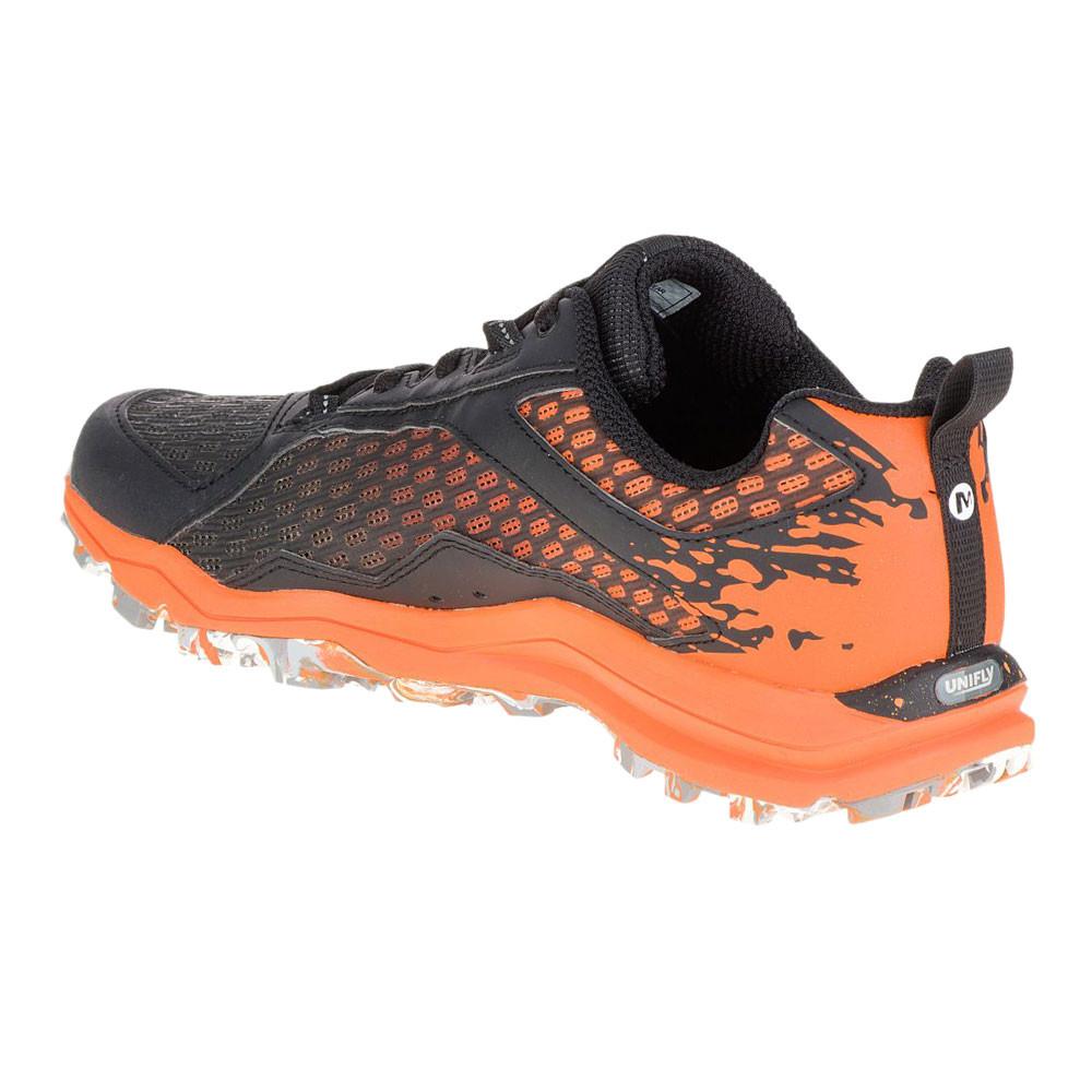 Merrell Men S All Out Crush Tough Mudder Trail Shoe