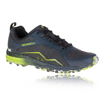 MERRELL ALL OUT CRUSH TOUGH MUDDER TRAIL RUNNING SHOES - AW16