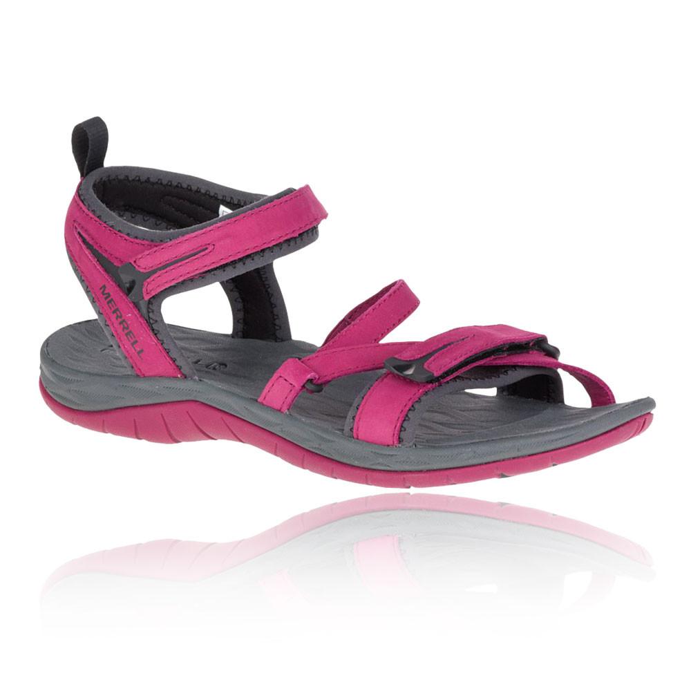 Merrell Siren Strap Womens Pink Waterproof Trekking