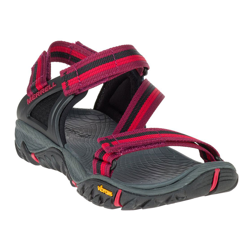 Merrell All Out Blaze Web Womens Walking Hiking Sandals