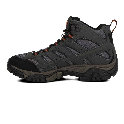 Détails sur Merrell Femmes Moab 2 Mid Gore Tex Chaussures De Marche Marron Sport Extérieur