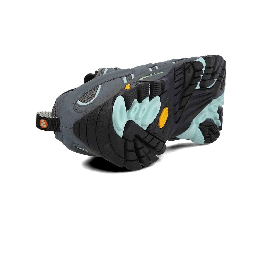 4b25f7cd95304 Merrell Mujer Gris Moab 2 Gore-Tex Caminar Sendero Zapatos Botas Calzado