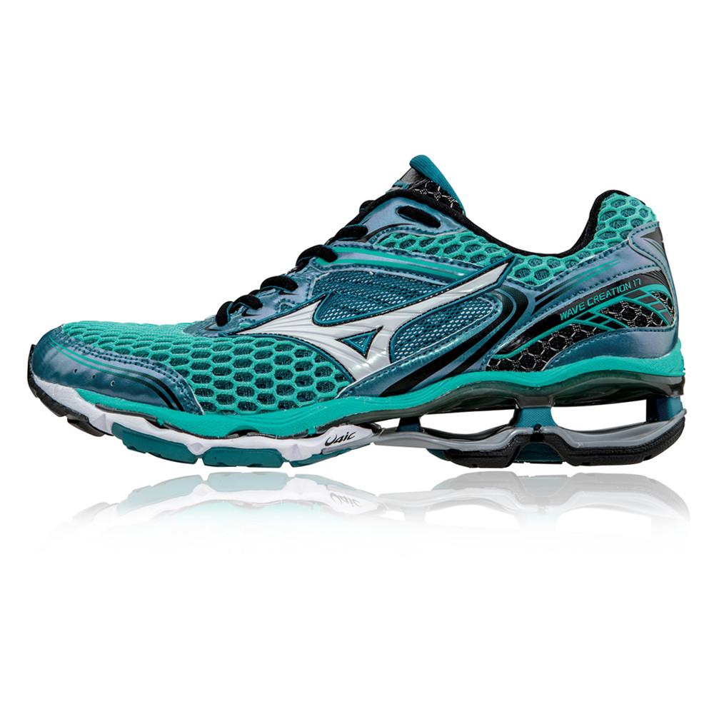 Mizuno Wave Creation 17 Women's Running Shoes - SS16 - 50%