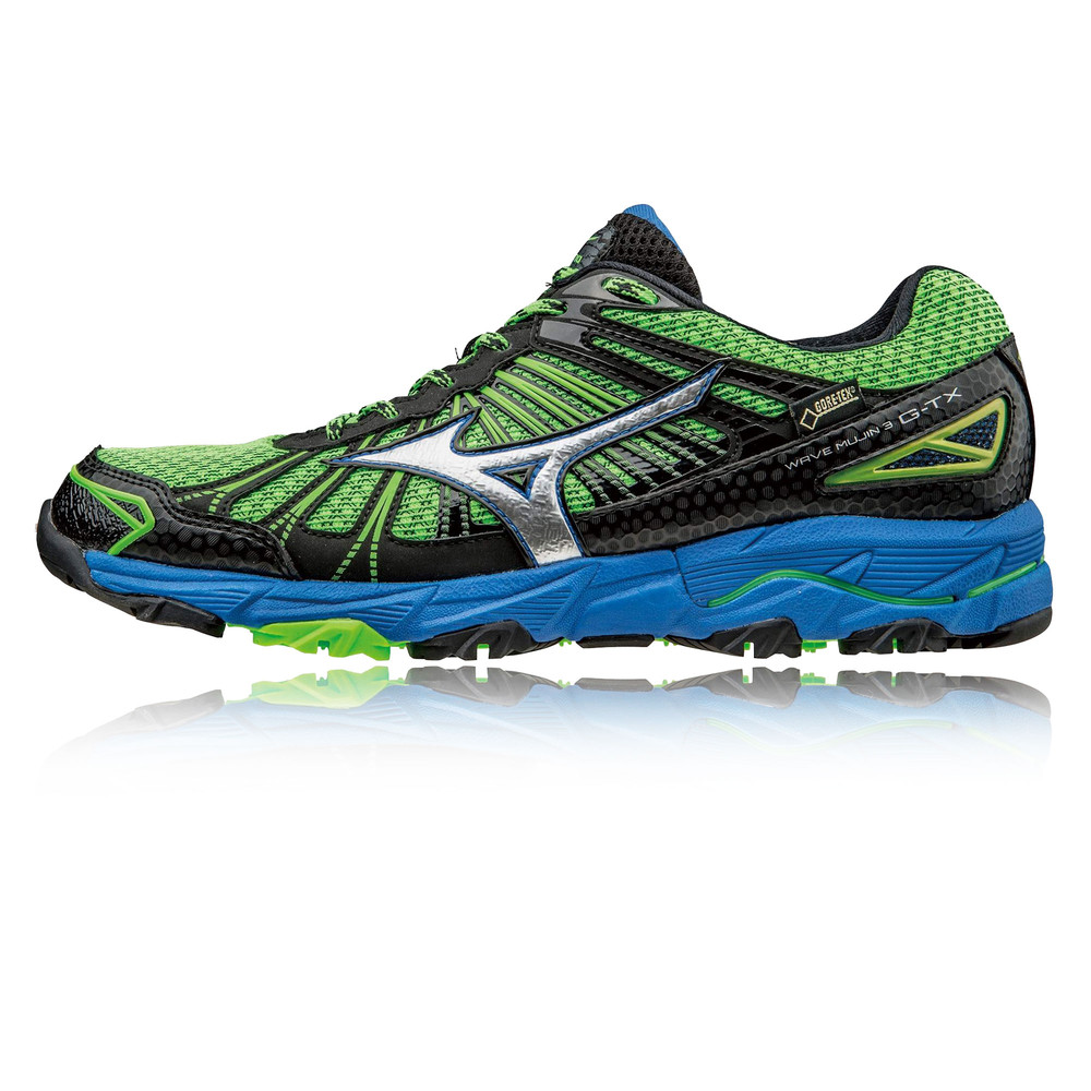 Mizuno Wave Mujin 3 Gore-Tex Trail Running Shoes - AW16 - 40% Off ...