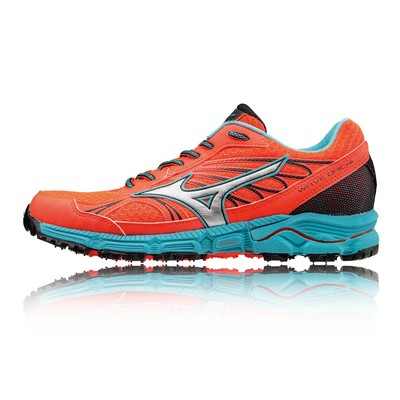 Mizuno Wave Daichi trail femmes chaussures de running