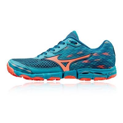 Mizuno Wave Hayate 2 femmes chaussures de trail