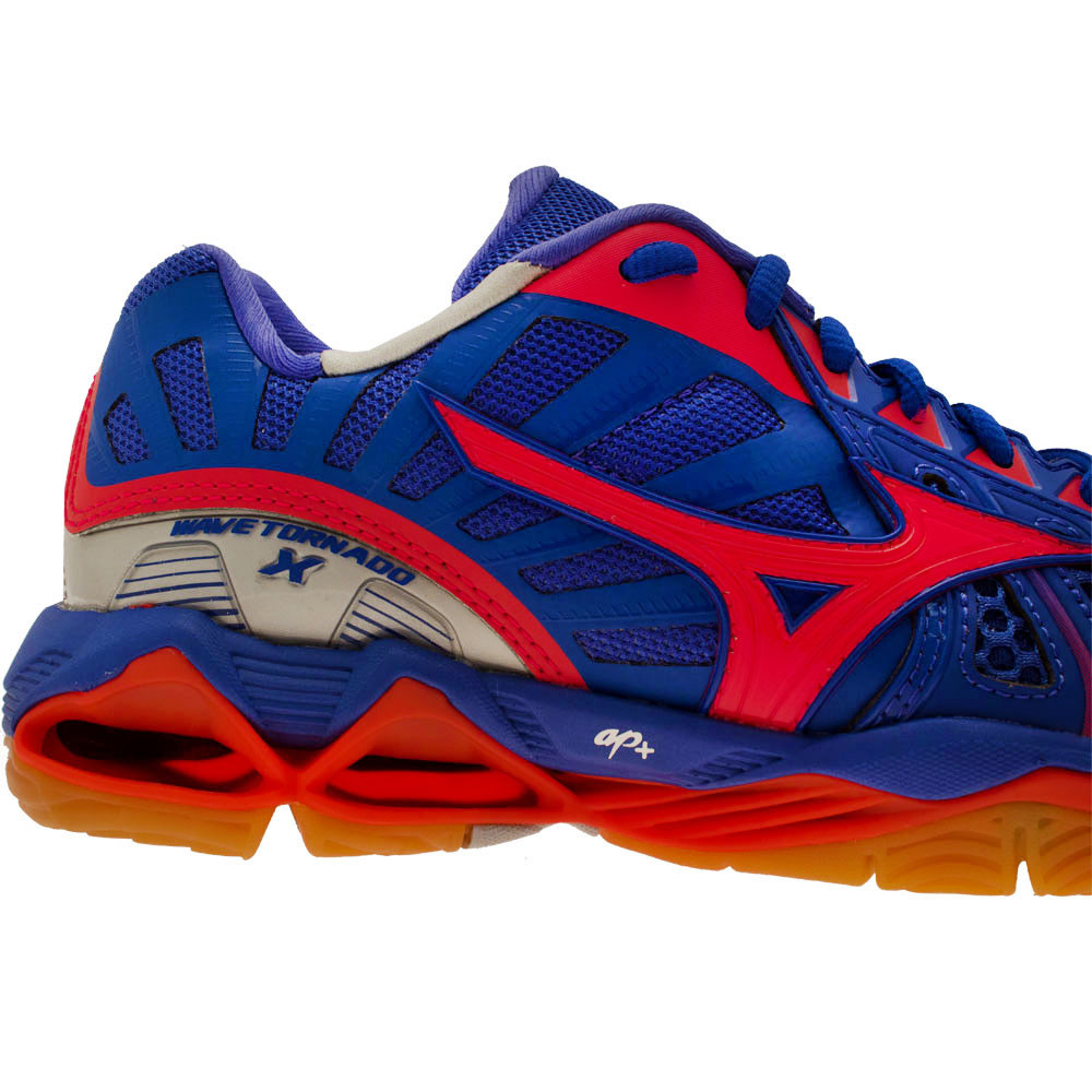 ... Mizuno Wave Tornado X Women's Indoor Court Shoes ...