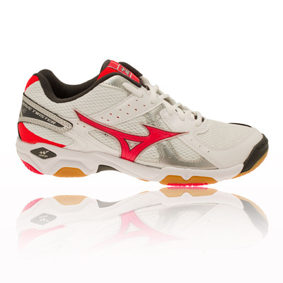 2cf25b435328 Mizuno Wave Twister 4 Women's Indoor Court Shoes - AW16 - 10% Off ...