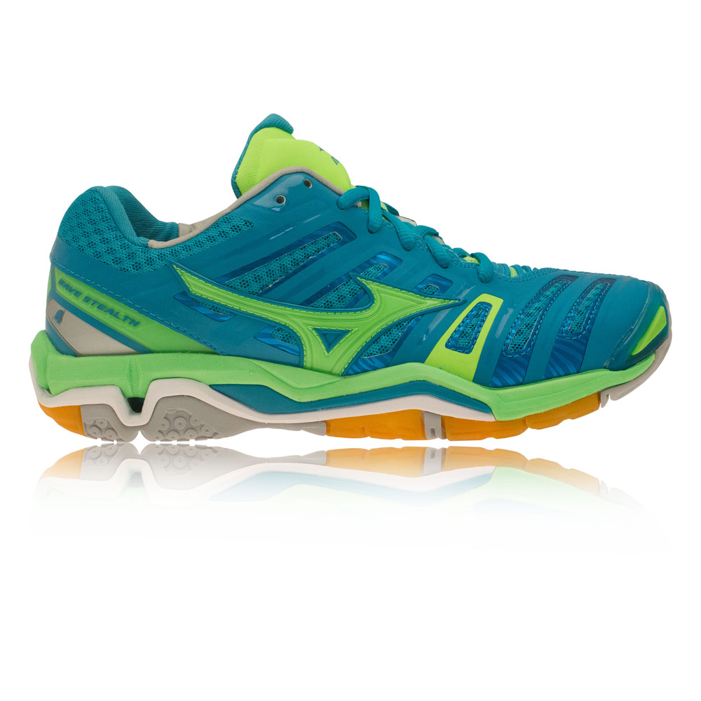 Mizuno Wave Stealth 4 donna scarpe interne - AW16 ...