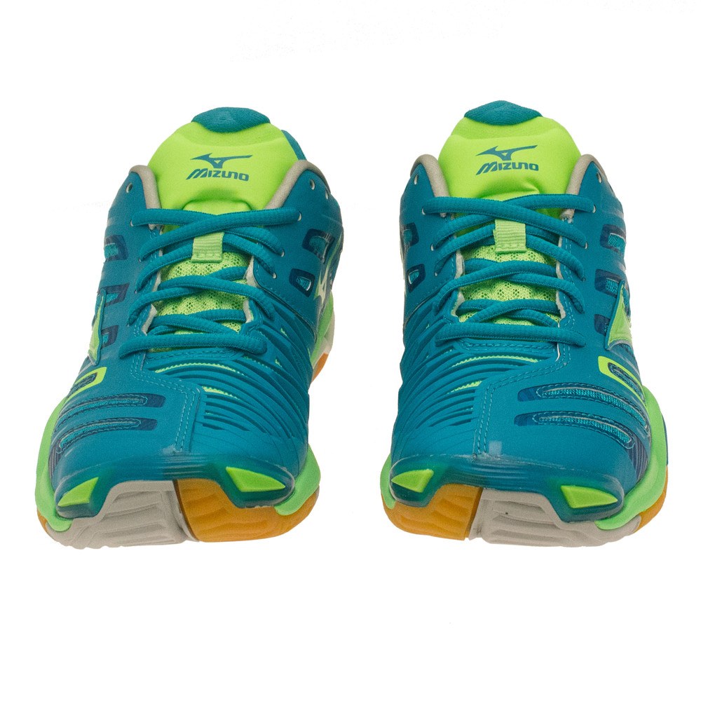 ... Mizuno Wave Stealth 4 Women's Indoor Court Shoe
