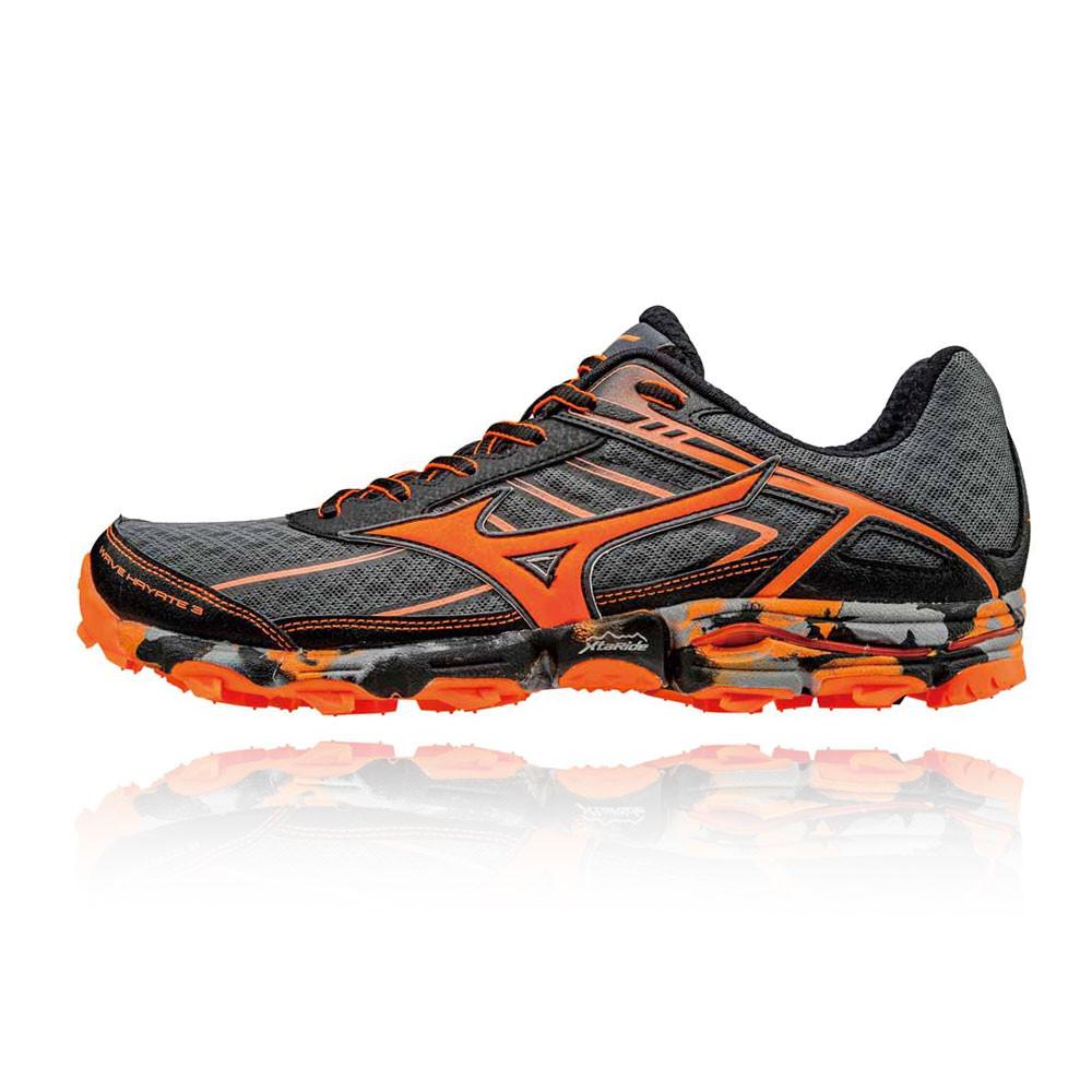 Mizuno Wave Hayate  Womens Trail Running Shoes