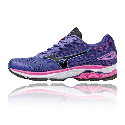 Mizuno Wave Rider 20 Women's Running Shoes - SS17