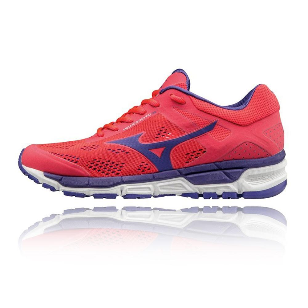 Mizuno Synchro Running Mx 2 Mujer Negro Running Synchro Camino Deporte  Zapatos  Zapatillas Correr f51623