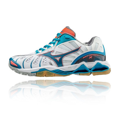 Mizuno Wave Tornado X Women's Indoor Court Shoe - SS17