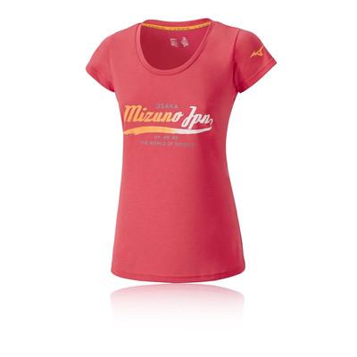 Mizuno Heritage Women's Running T-Shirt