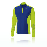 Mizuno Vortex Warmalite 1/2 Zip Running Top