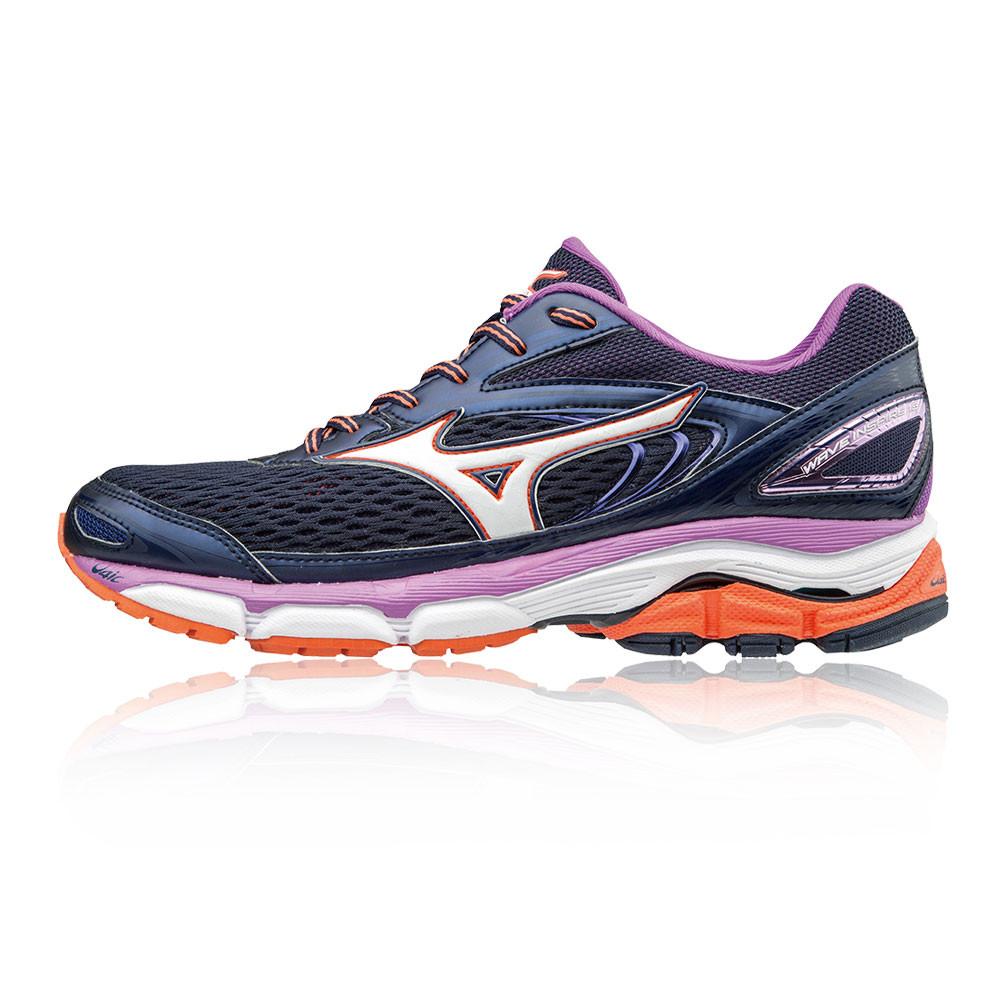 Mizuno Wave Inspire 13 para mujer zapatillas de running - AW17