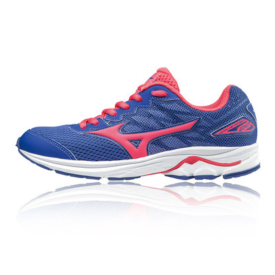 Mizuno Wave Rider 20 Junior Running Shoes - AW17