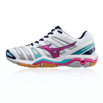 Mizuno Wave Stealth 4 Women's Indoor Court Shoes