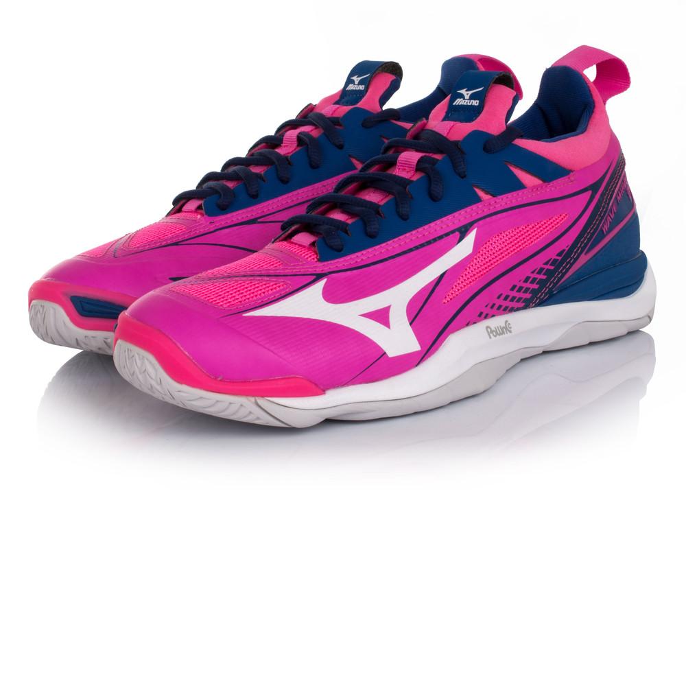 Mirage Women's Wave Off Mizuno 62 Netball Shoes 2 5t4wtaSxq