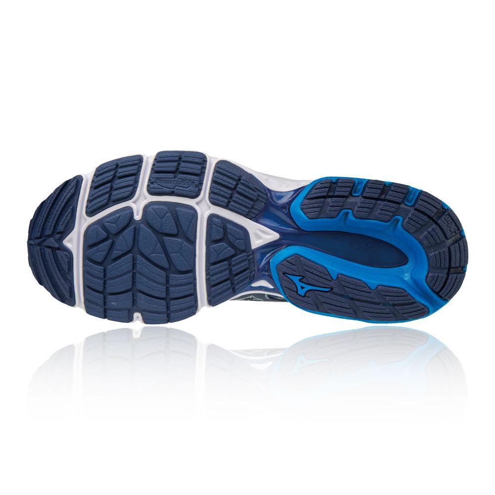 Mizuno Uomo Wave Inspire 14 Scarpe Da Corsa Ginnastica Sport Sneakers Blu 34c175d9495