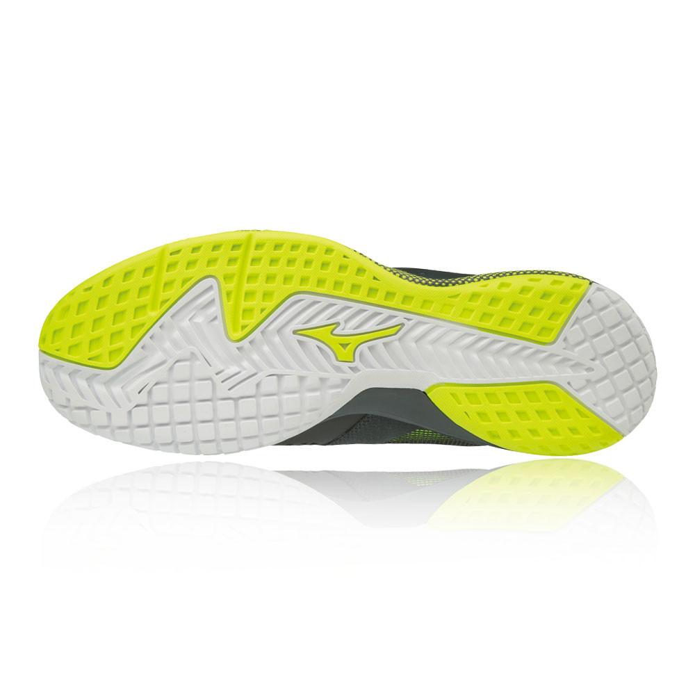 Mizuno Mens Wave Intense Tour 4 All Court Tennis Shoes Blue Breathable  Trainers a7a19b0c4db