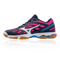 Mizuno Wave Hurricane 3 Women's Indoor Court Shoes - SS18