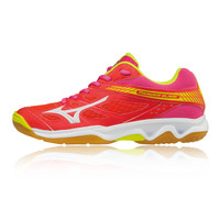 Mizuno Thunder Blade Women's Indoor Court Shoes - SS18