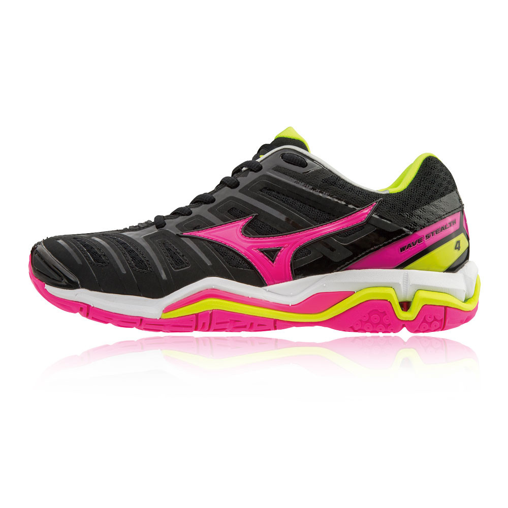 Mizuno Wave Stealth 4 Women's Indoor Court Shoes