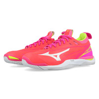 Mizuno Wave Mirage 2 Women's Indoor Court Shoes - SS18
