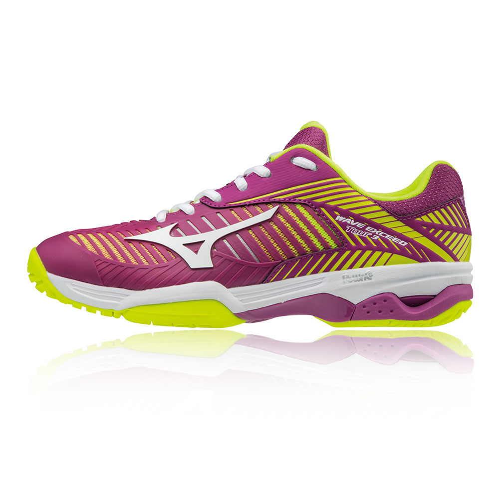 Mizuno Wave Exceed Tour 3 Women's All Court Tennis Shoes