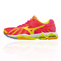 Mizuno Wave Tornado X2 Women's Court Shoes - SS18