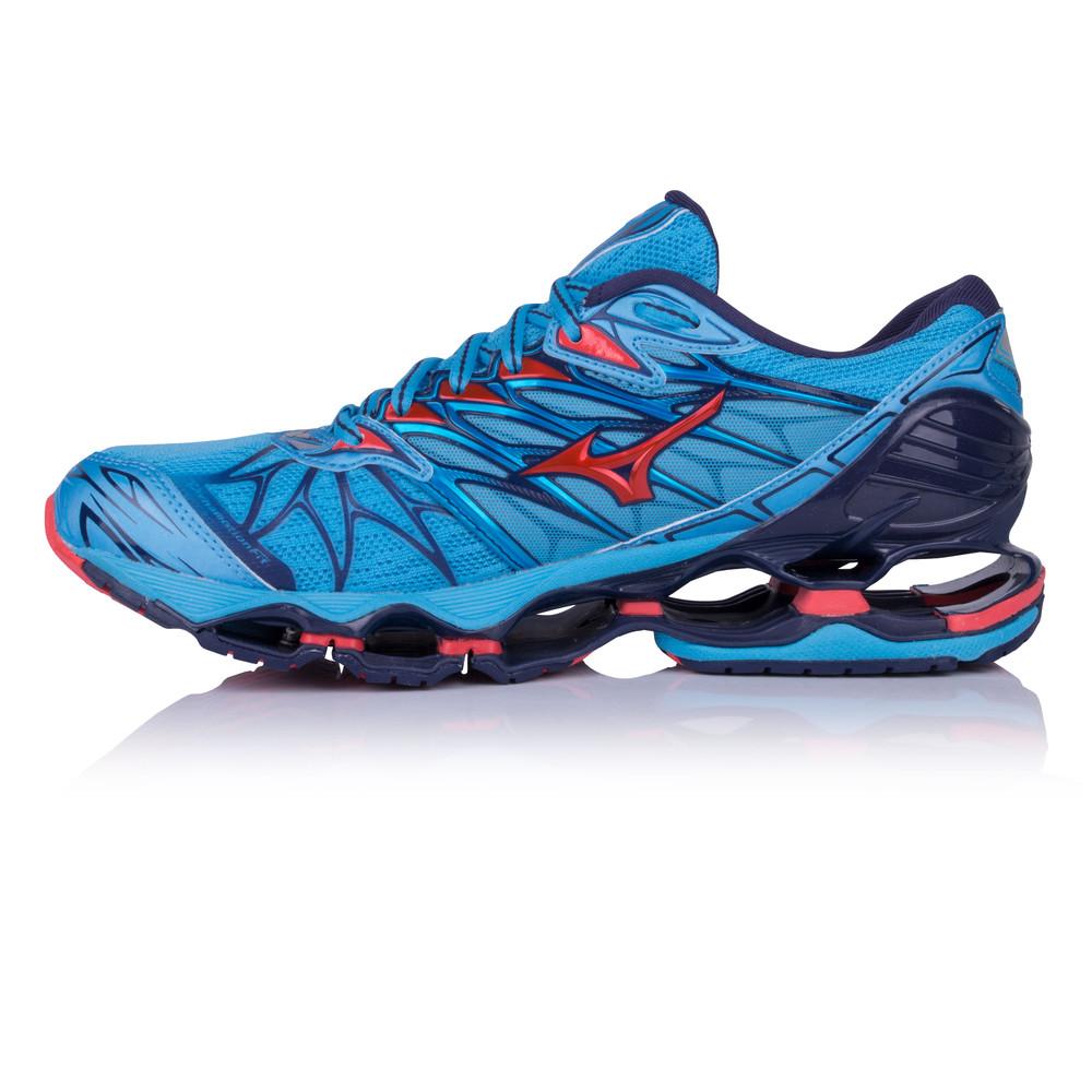 02fd4bdd9b5a Mizuno Wave Prophecy 7 femmes chaussures de running - SS18 - 50% de ...