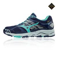 Mizuno Wave Mujin 4 GORE-TEX Women's Trail Running Shoes - SS18