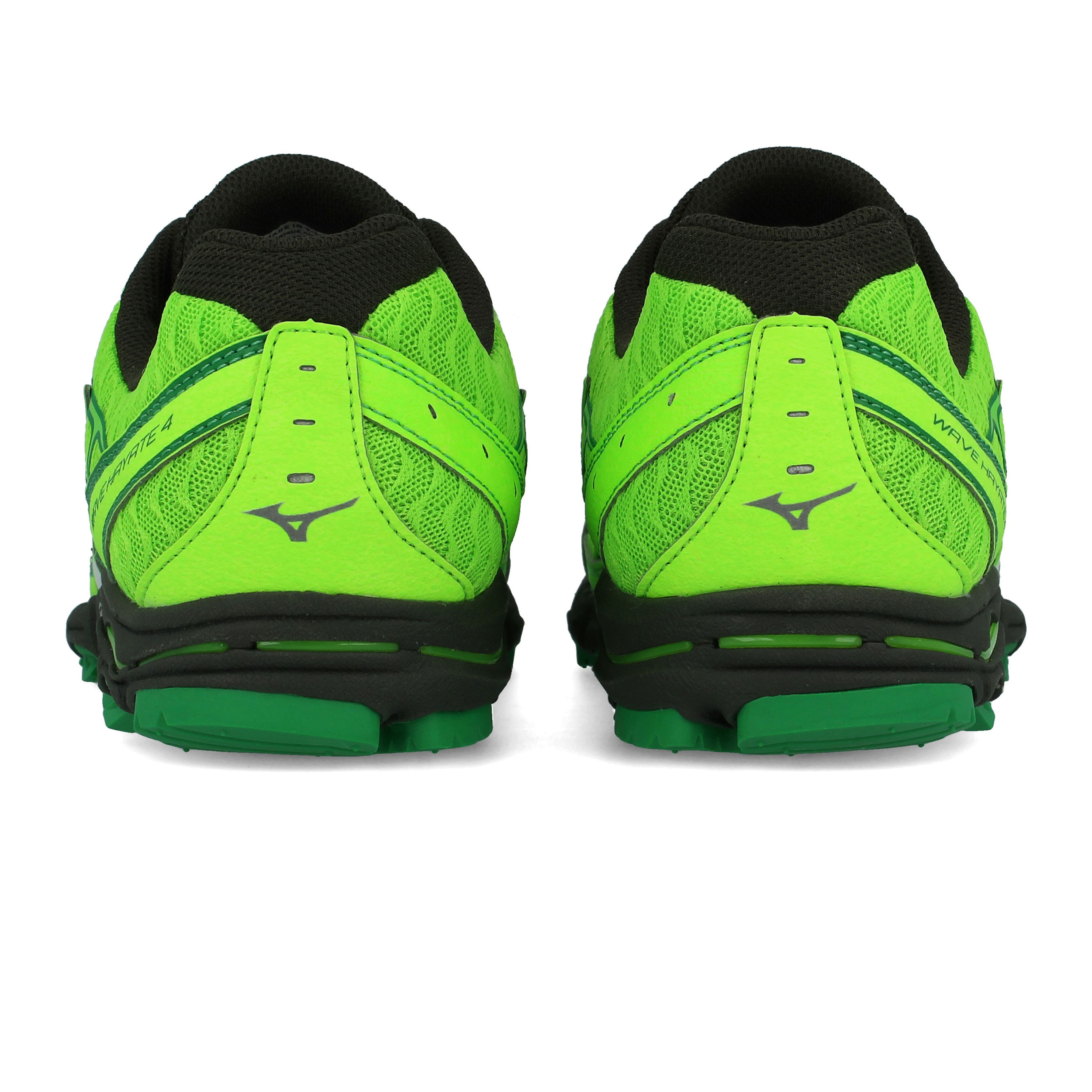Mizuno Mens Wave Hayate 4 Trail Running Shoes Trainers Sneakers Green Sports aeb148274