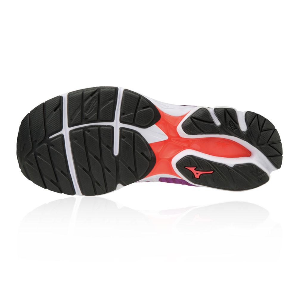 9ba472195c ... Mizuno Wave Rider WaveKnit R1 para mujer zapatillas de running - AW18