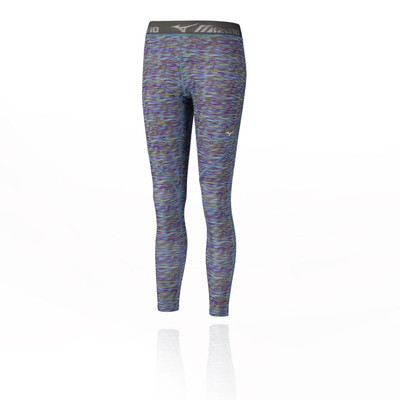 Mizuno Damen Impulse Printed Long Tight