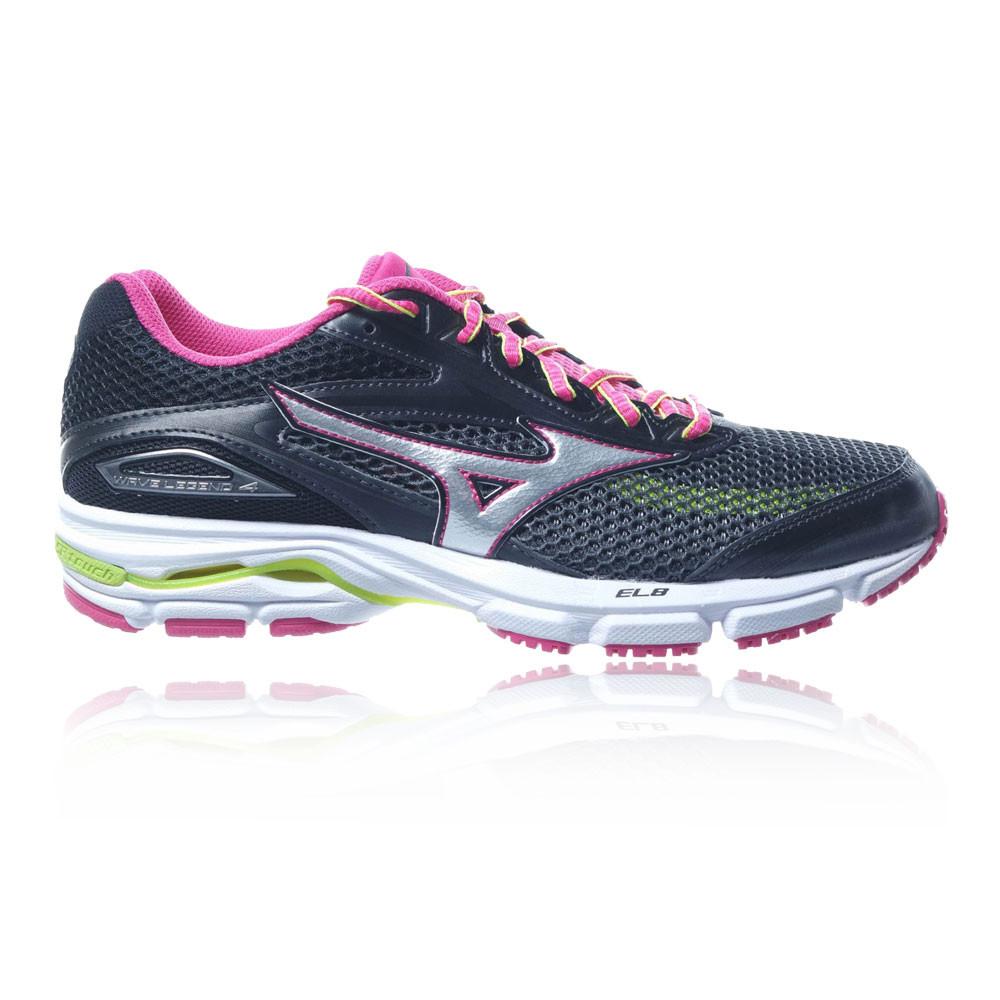 separation shoes 45e4b 1249f Mizuno Wave Legend 4 femmes chaussures de running ...