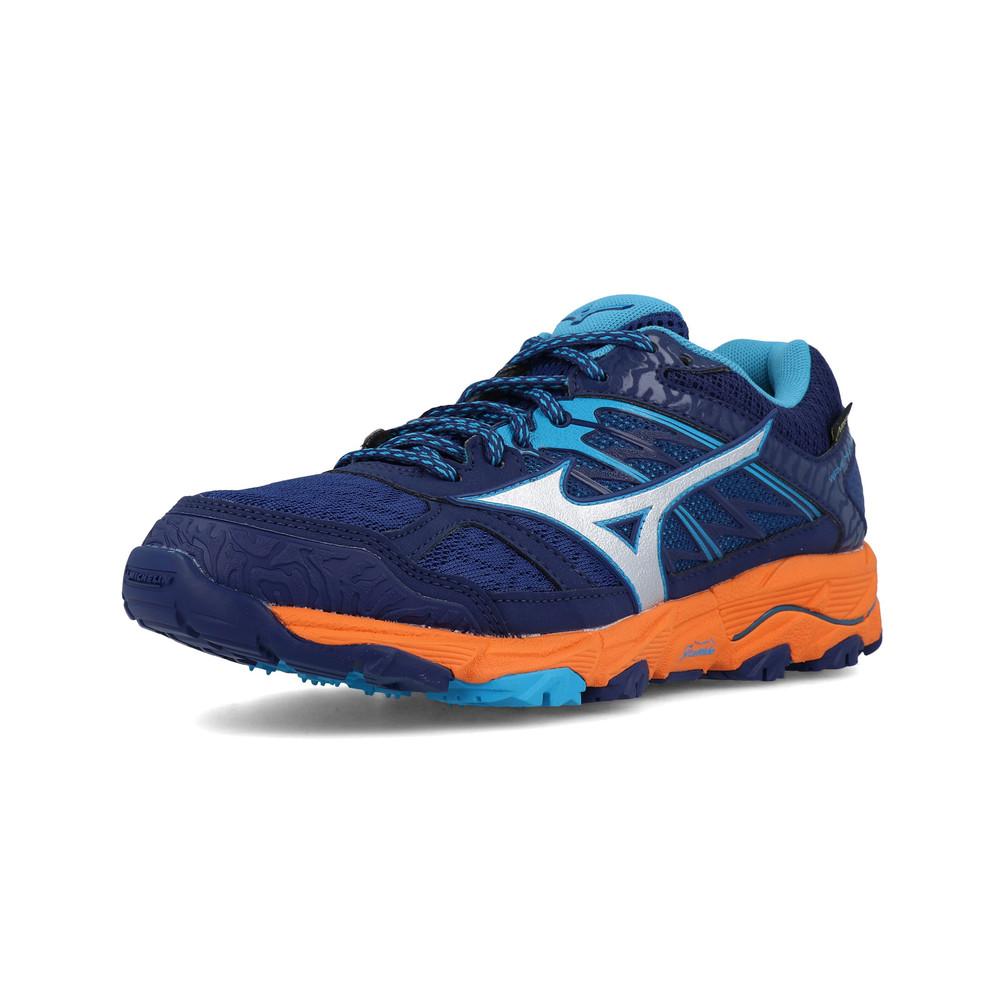 get cheap best quality huge inventory Mizuno Wave Mujin 5 GORE-TEX femmes chaussures de trail - 50% de ...