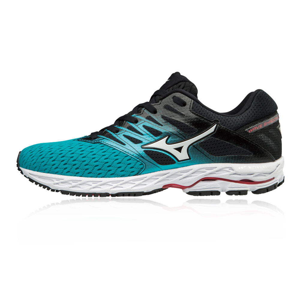 Choose SZ//Color Mizuno Women/'s Wave Shadow Running Shoes